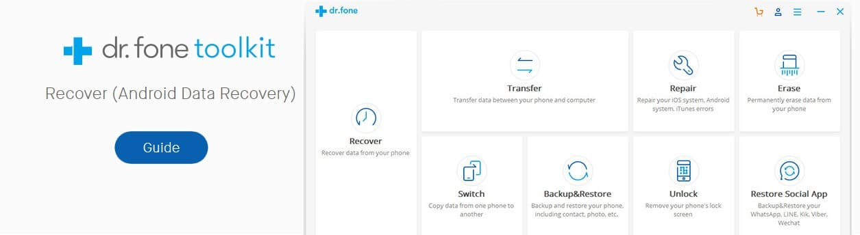 How To Guide Android Data Recovery
