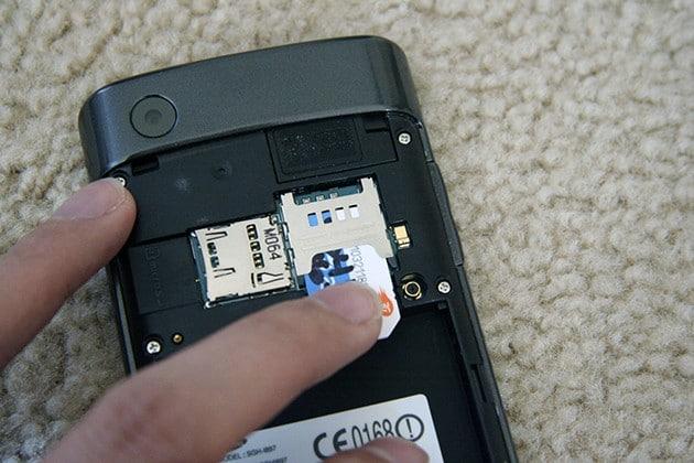 Remove SD Card To Fix Samsung Black Screen Of Death